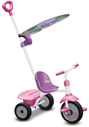 smarTrike® Dreirad »Fisher Price Baby Trike Glee Plus lila pink«, mit Freilaufkupplung kaufen