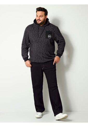Men Plus Sweatshirt, Spezialschnitt kaufen