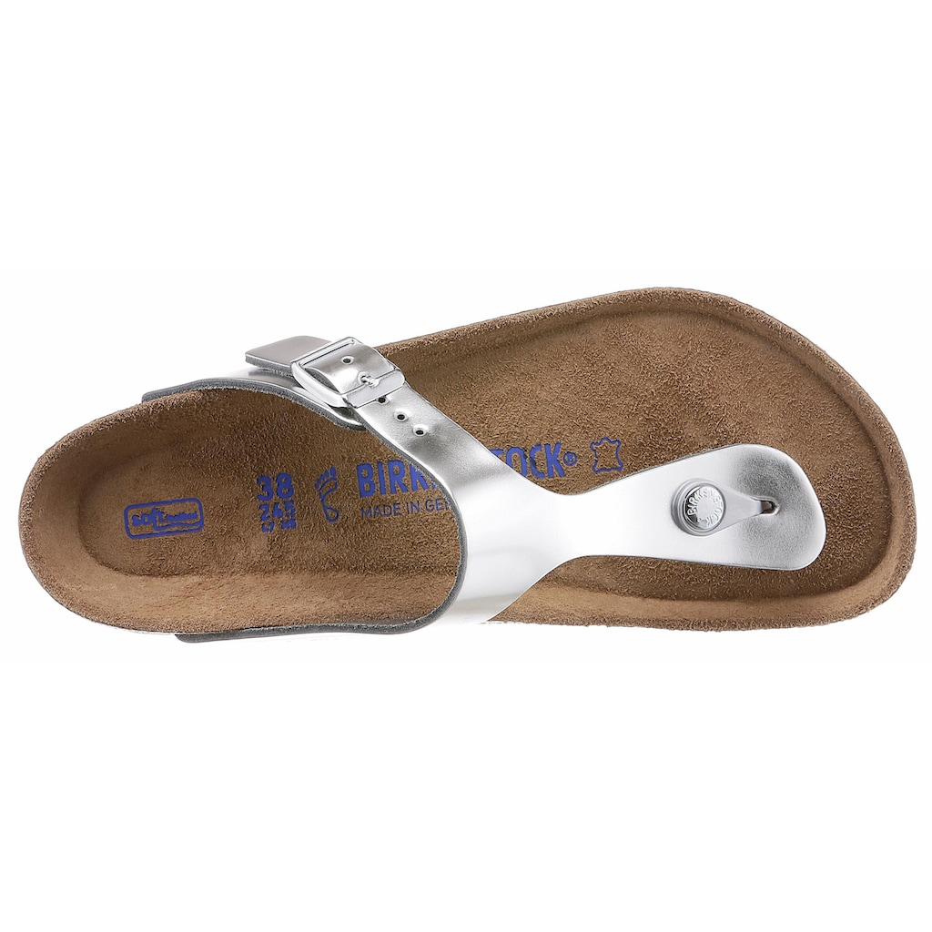 Birkenstock Zehentrenner »GIZEH«