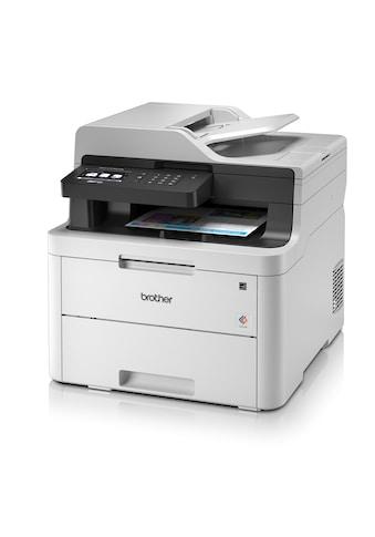 Brother »mit LAN/WLAN« Farblaserdrucker (WLAN (Wi - Fi)) kaufen