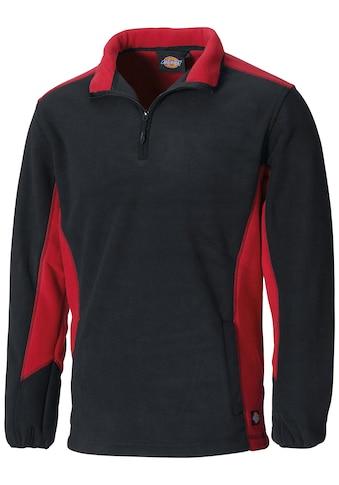 DICKIES Fleece - Pullover »Two Tone Micro Fleece« kaufen