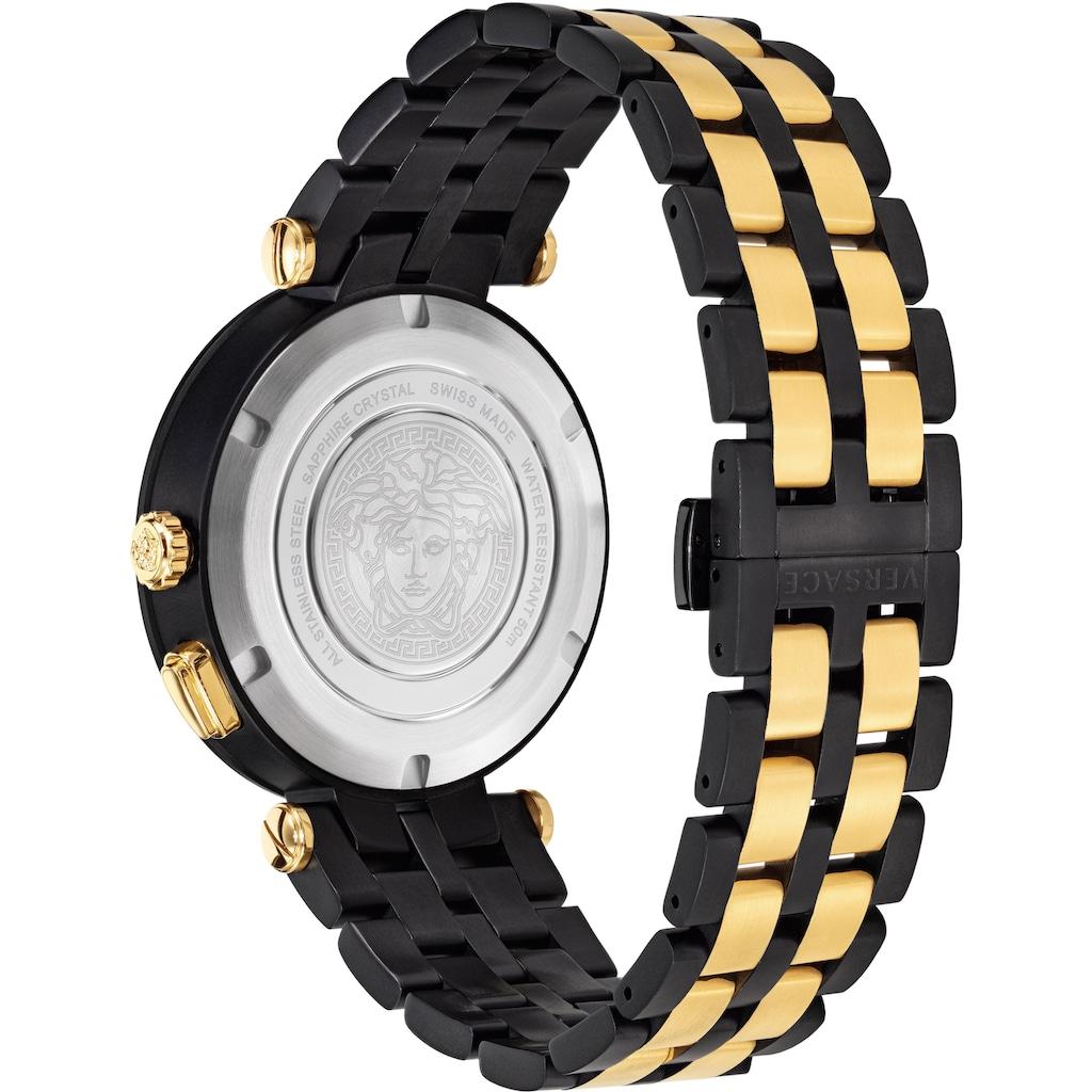 Versace Schweizer Uhr »V-Race, VEBV00619«