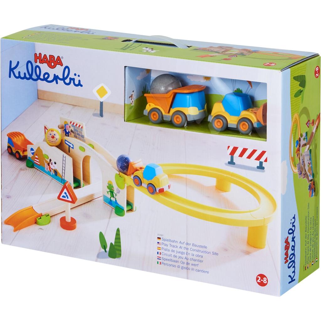 """Haba Kugelbahn """"Kullerbü – Auf der Baustelle"""""""