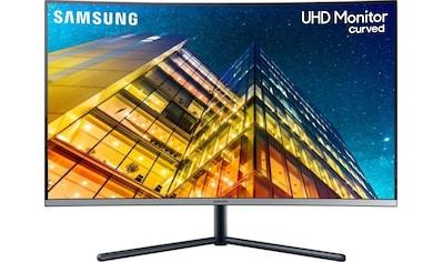 """Samsung U32R594CWU Curved Monitor »80 cm (31,5"""") UHD, 4 ms« kaufen"""