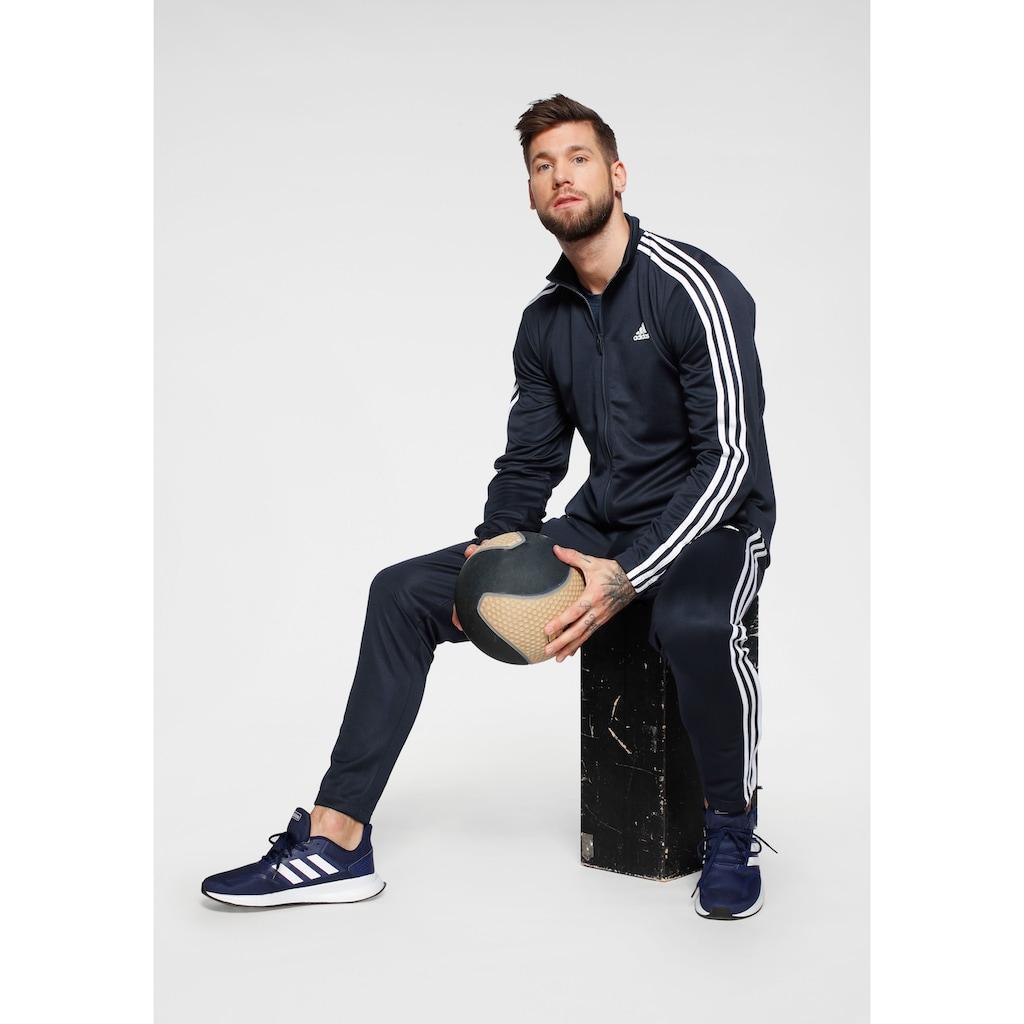 adidas Performance Trainingsanzug »ATHLETICS TIRO«, (Set, 2 tlg.)