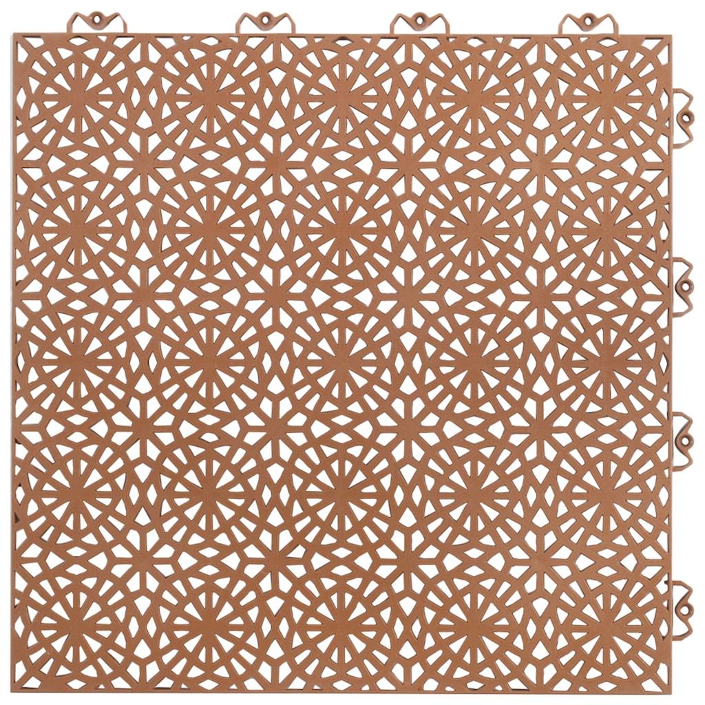 Bergo Flooring Terrassenplatten »XL terrakotta«, Klickfliesen 5m²
