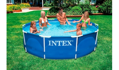 Intex Rundpool »Metal Frame« kaufen