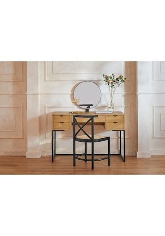 Guido Maria Kretschmer Home&Living Schminktisch »Douxmi«, 1,8 cm starke Tischplatte,... kaufen