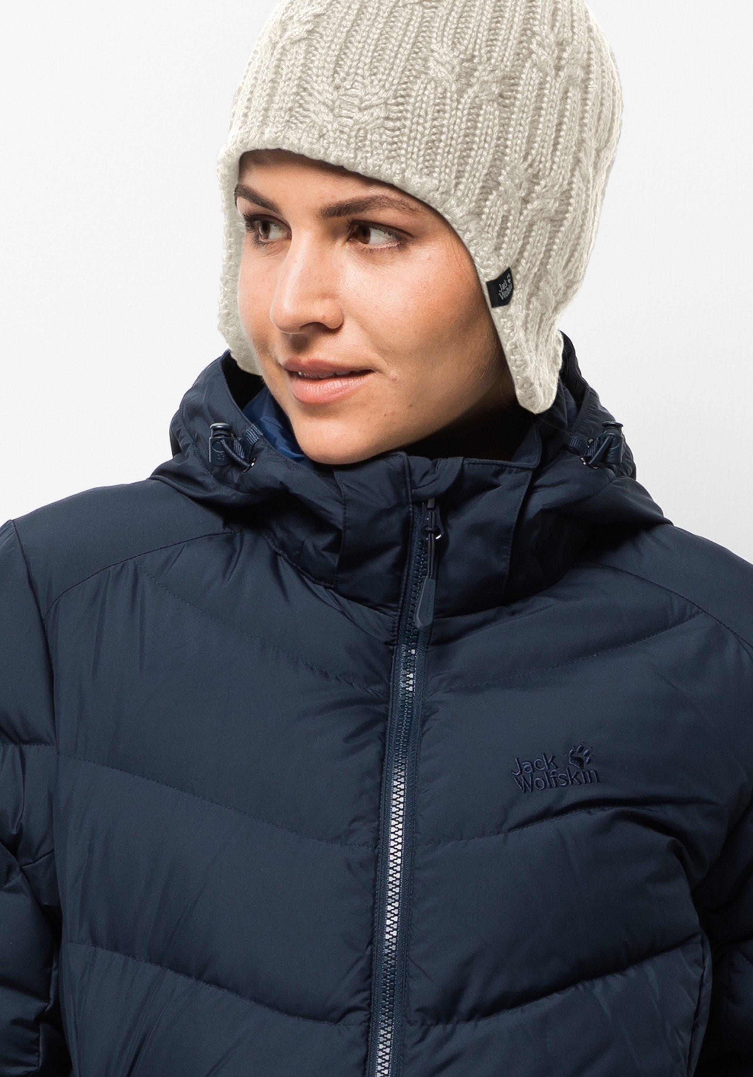 hot sale online cheap prices sells Jack Wolfskin Bommelmütze »STORMLOCK BRAID CAP WOMEN« bestellen | BAUR