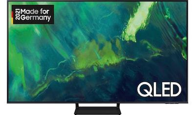 "Samsung QLED-Fernseher »GQ55Q70AAT«, 138 cm/55 "", 4K Ultra HD, Smart-TV kaufen"