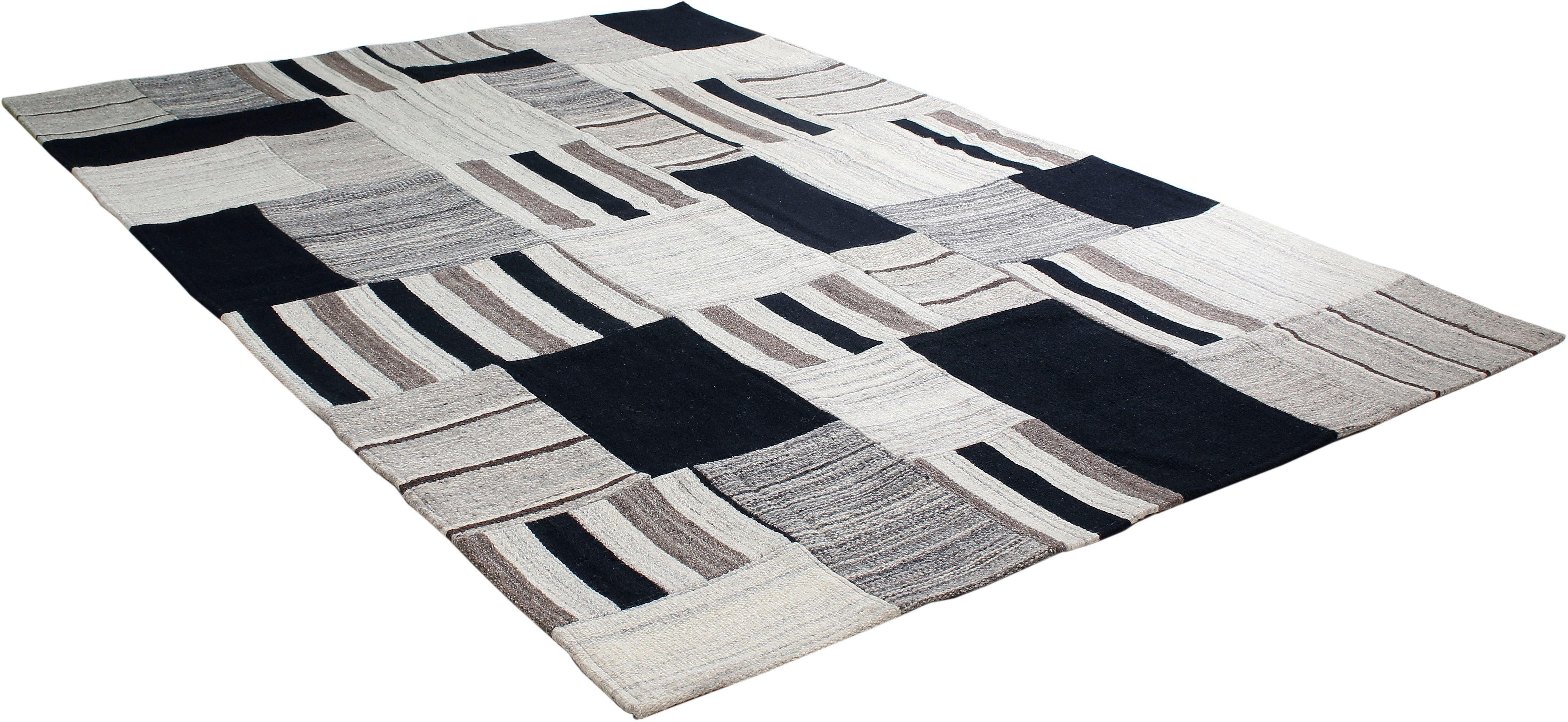 Teppich Shemar 810 calo-deluxe rechteckig Höhe 12 mm handgewebt