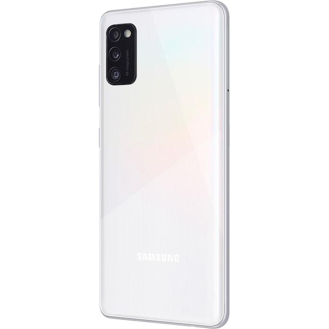 Samsung Galaxy A41 Smartphone (15,51 cm / 6,1 Zoll, 64 GB, 48 MP Kamera)