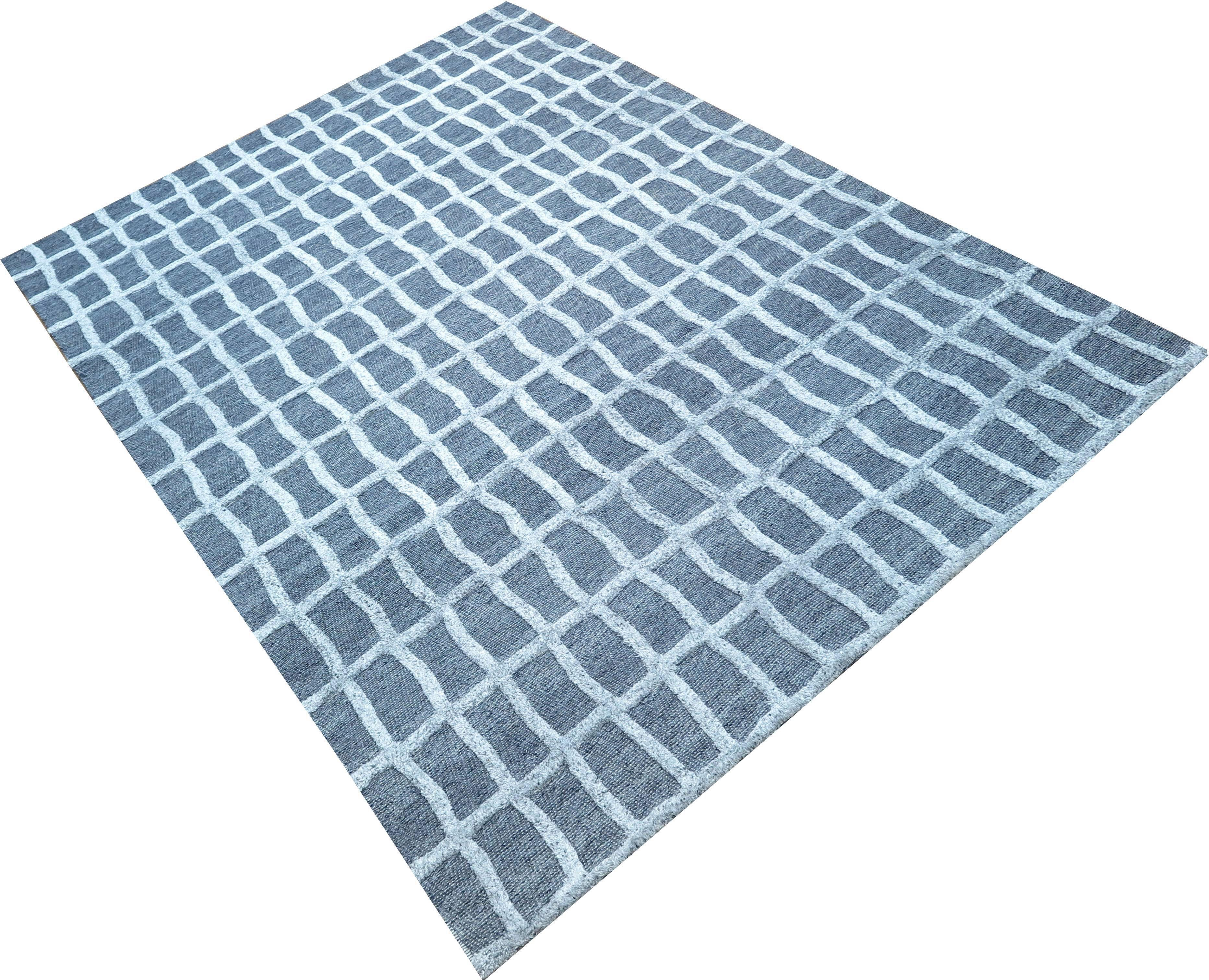 Teppich Gisli SIT rechteckig Höhe 8 mm handgetuftet