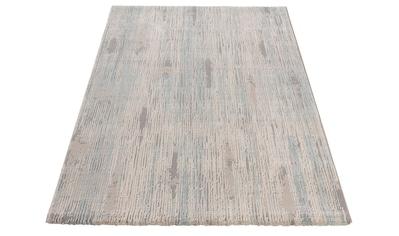 Sehrazat Teppich »Amatis 6610«, rechteckig, 12 mm Höhe, Hoch-Tief-Struktur, Wohnzimmer kaufen