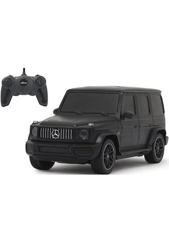 Jamara RC-Auto »Mercedes-Benz AMG G63 1:24 27 MHz, schwarz« kaufen