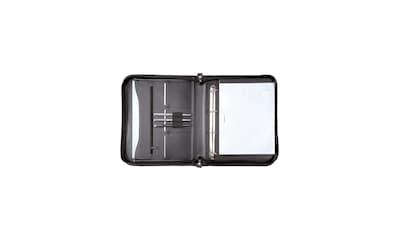 Alassio® Ringbuchmappe »DIN A4, Limone«, aus Leder kaufen