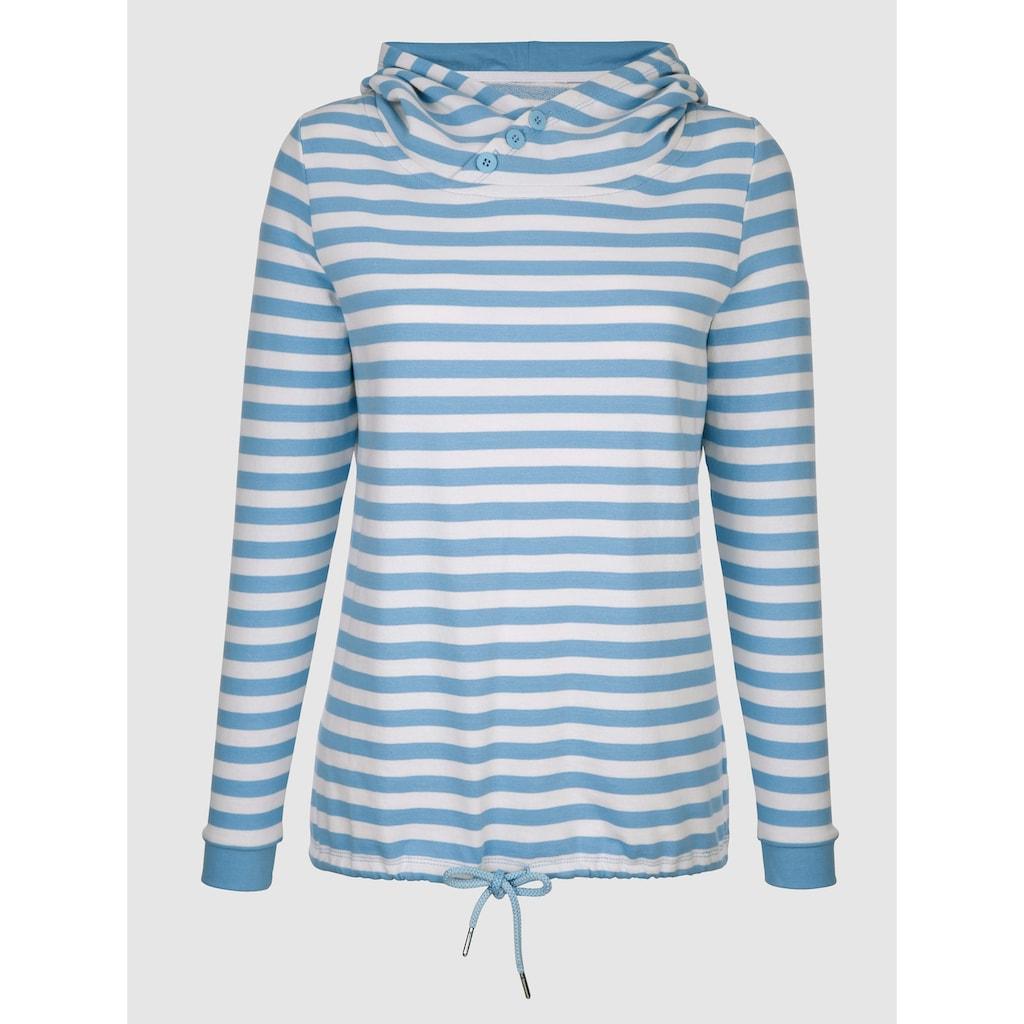 Dress In Sweatshirt mit Kapuze