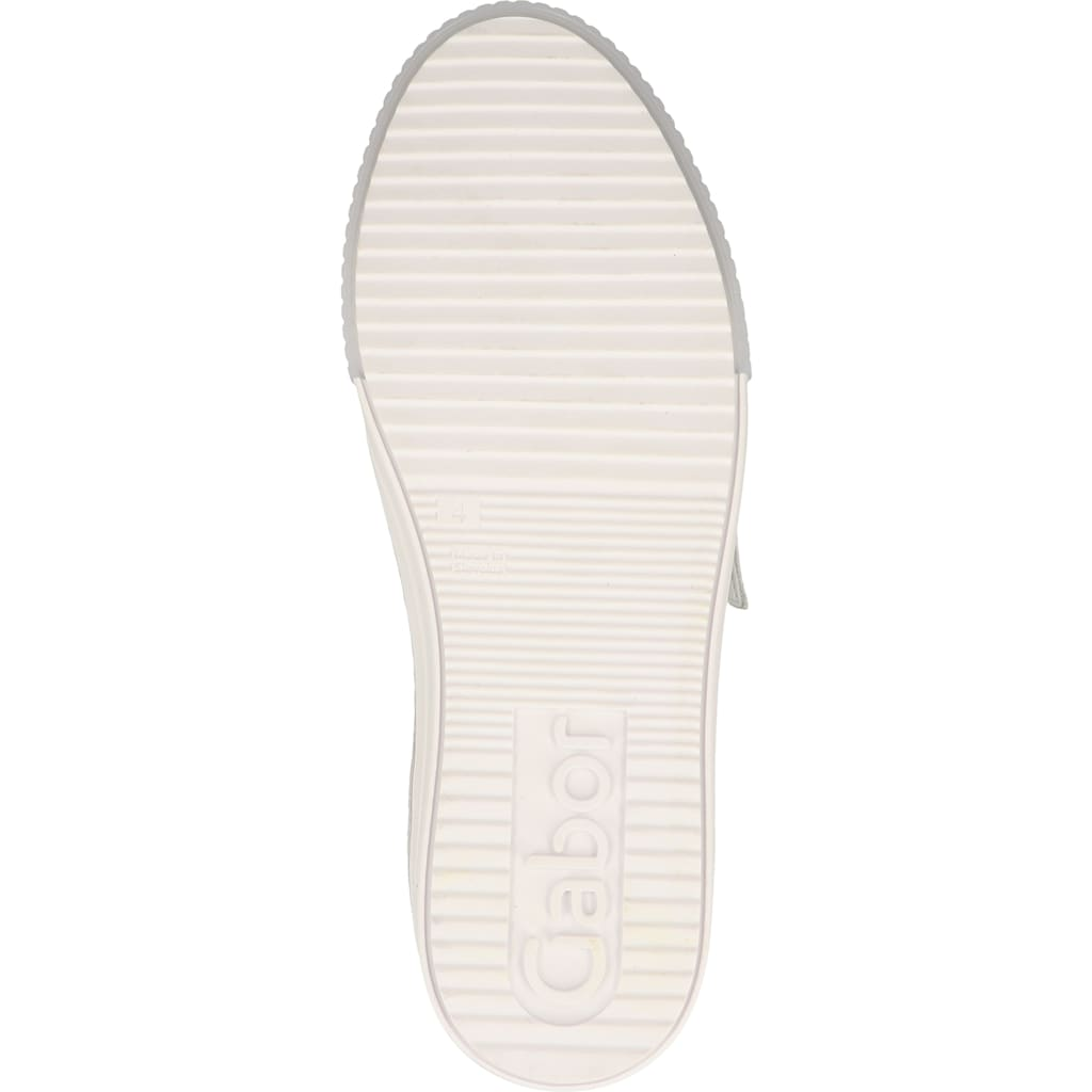 Gabor Sneaker »Leder«