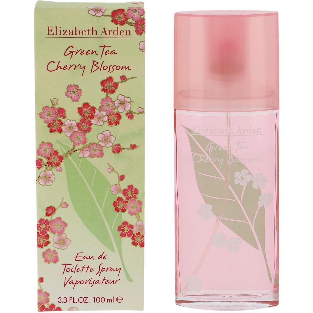 Elizabeth Arden Eau de Toilette »Green Tea Cherry Blossom«