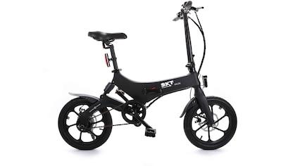 SXT Scooters E - Bike »SXT Velox«, 1 Gang Heckmotor 250 W kaufen