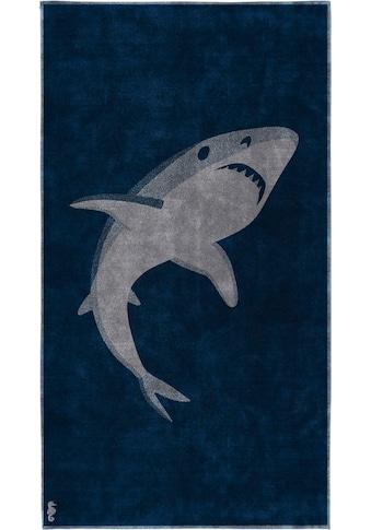 "Strandtuch ""Sharky"", Seahorse kaufen"