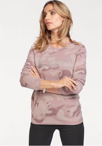 Aniston CASUAL Rundhalspullover kaufen