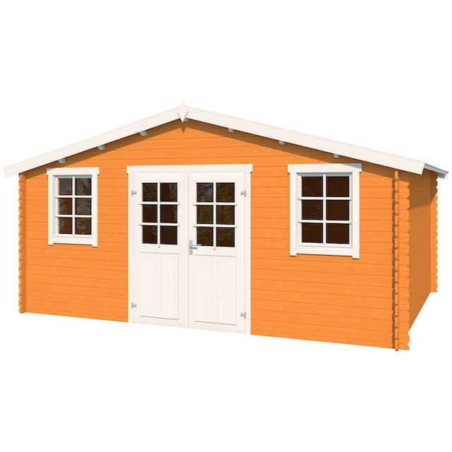 OUTDOOR LIFE PRODUCTS Gartenhaus »Udo 380«, BxT: 522x400 cm