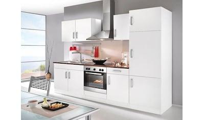 HELD MÖBEL Küchenzeile »Toronto«, ohne E - Geräte, Breite 270 cm kaufen