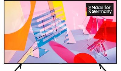 Samsung GQ55Q60T QLED - Fernseher (138 cm / (55 Zoll), 4K Ultra HD, Smart - TV kaufen