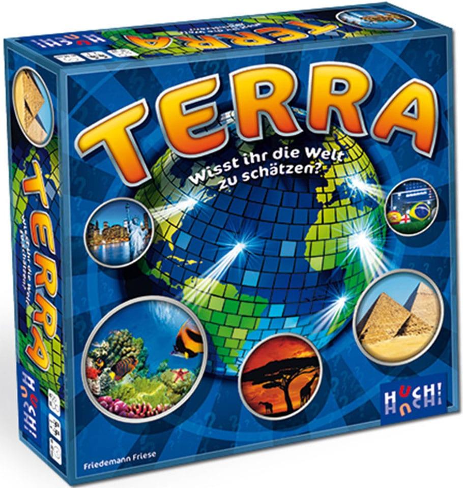 Huch! Huch Spiel Terra bunt Kinder Lernspiele Lernspielzeug