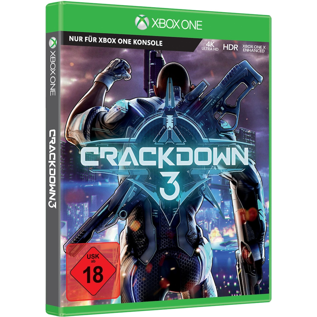 Xbox One Spiel »Crackdown 3«, Xbox One