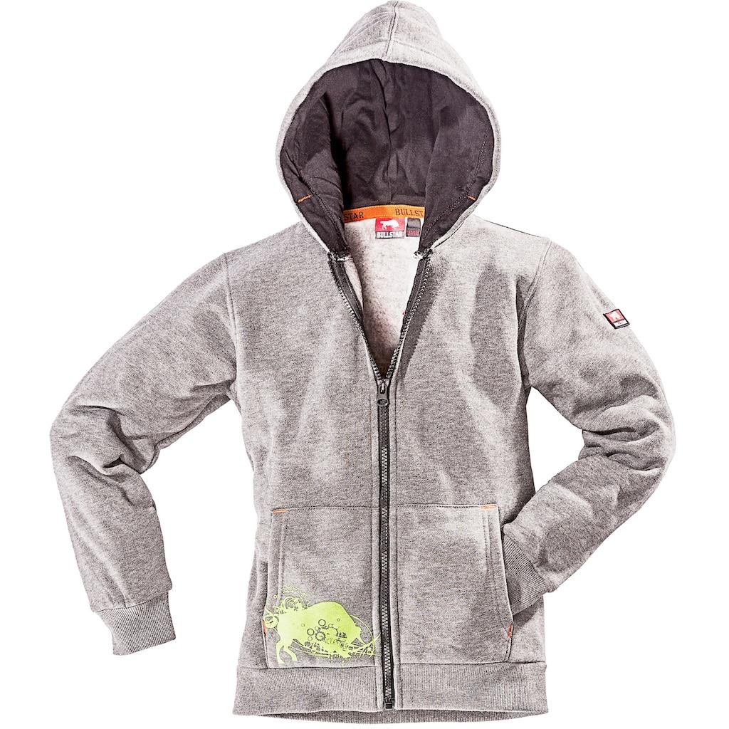 Kapuzensweatshirt »Kinder Kapuzen-Sweatjacke Ultra«