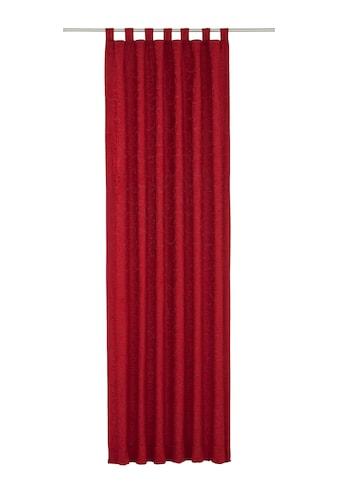 Vorhang, »Toco - Ranke«, Wirth, Schlaufen 1 Stück kaufen