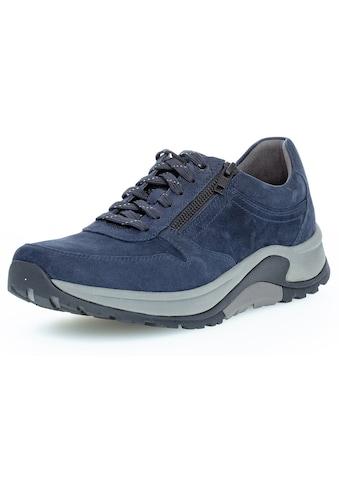 Gabor Rollingsoft Sneaker, mit zusätzlichem Reißverschluss kaufen