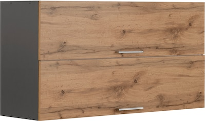HELD MÖBEL Klapphängeschrank »Colmar«, 110 cm, mit Metallgriff, für viel Stauraum kaufen