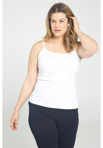 Paprika Spaghettitop »V-Ausschnitt Uniform«, casual kaufen