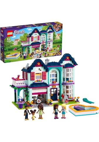 """LEGO® Konstruktionsspielsteine """"Andreas Haus (41449), LEGO® Friends"""", (802 - tlg.) kaufen"""
