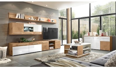 Places of Style Wohnwand »Locarno« (Set, 5 - tlg) kaufen