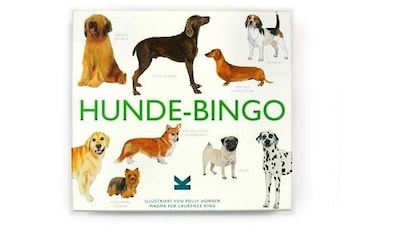 Laurence King Spiel »Hunde Bingo« kaufen