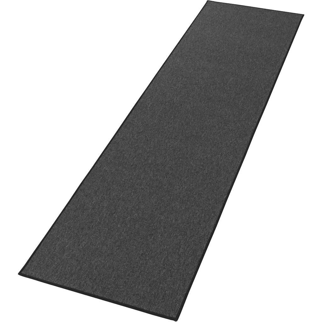 BT Carpet Läufer »Casual«, rechteckig, 4 mm Höhe, Kurzflor