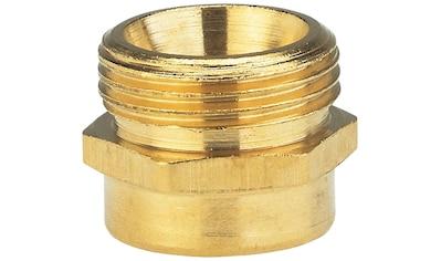GARDENA Reduzierstück »7264-20«, Messing, 26,5 mm (G 3/4)-Außen / 33,3 mm (G 1)-Innen kaufen
