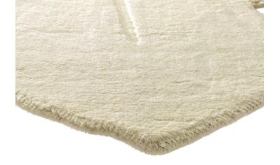 Hochflorteppich aus reiner Wolle kaufen