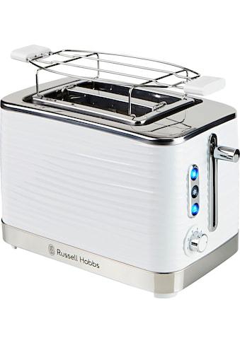 RUSSELL HOBBS Toaster »Inspire 24370-56«, 2 kurze Schlitze, 1050 W kaufen