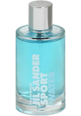 """JIL SANDER Eau de Toilette """"Sport Water Woman"""" kaufen"""