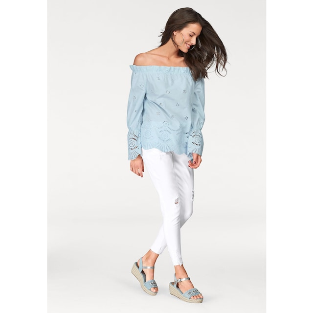 Aniston CASUAL Skinny-fit-Jeans