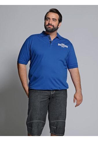 Men Plus by HAPPYsize Spezialschnitt Poloshirt kaufen