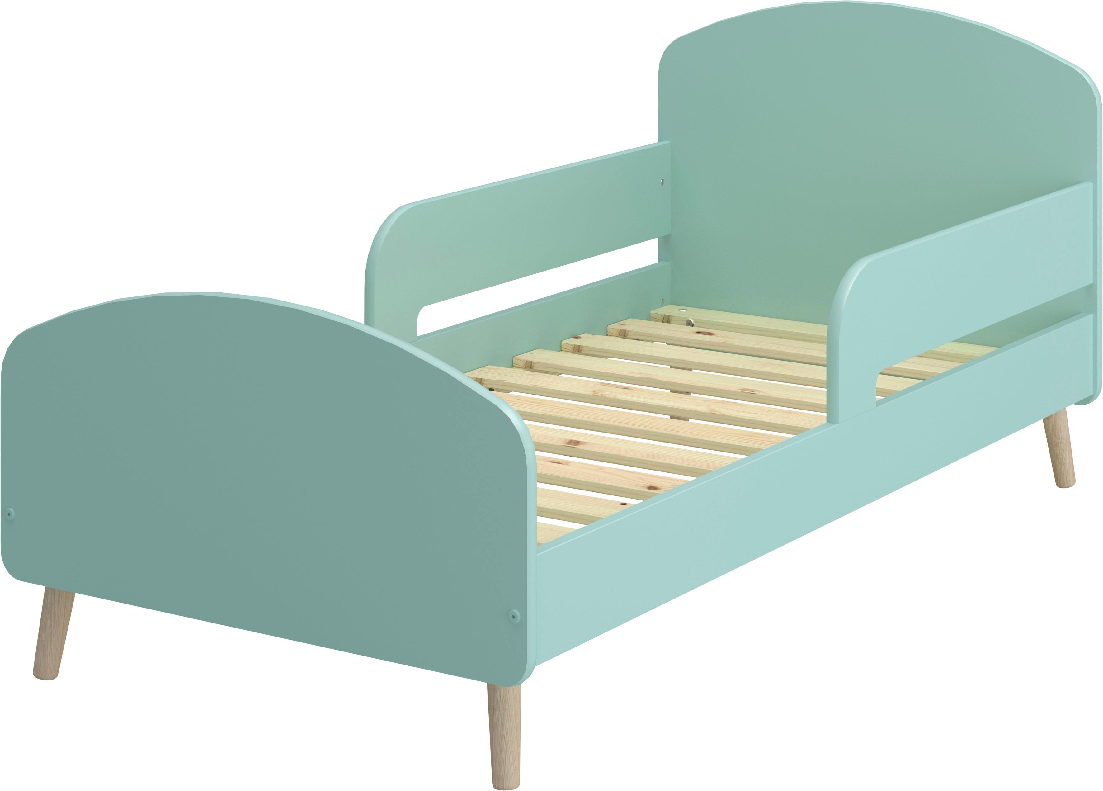 STEENS Kinderbett GAIA grün Kinder Kinderbetten Kindermöbel