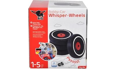 BIG Kinderfahrzeug - Räder »BIG Bobby Car Whisper Wheels« kaufen