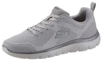 Skechers Sneaker »SUMMITS«, mit gepolstertem Schaftrand kaufen