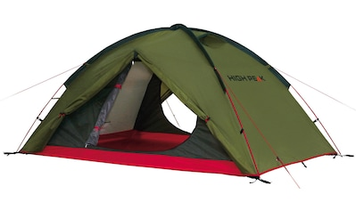 High Peak Kuppelzelt »Woodpecker 3«, 3 Personen (Set, mit Transporttasche) kaufen